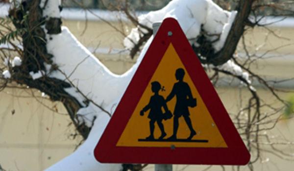 Αποτέλεσμα εικόνας για Κλειστά όλα τα σχολεία λογω παγετου