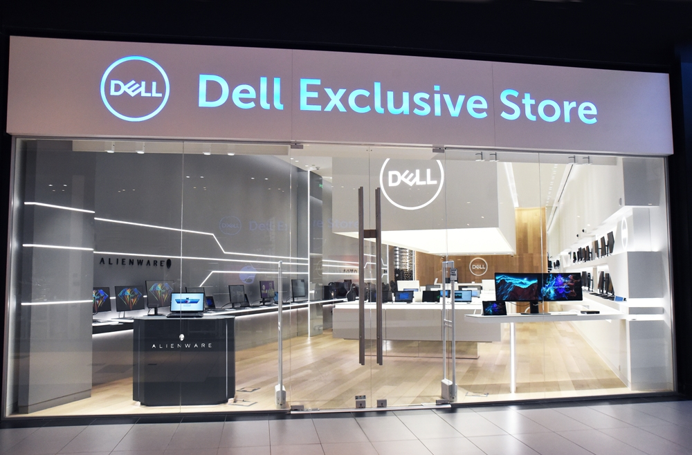 Dell-Exclusive-Stores