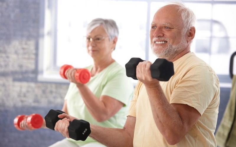 Image result for ηλικιωμενοι ασκηση