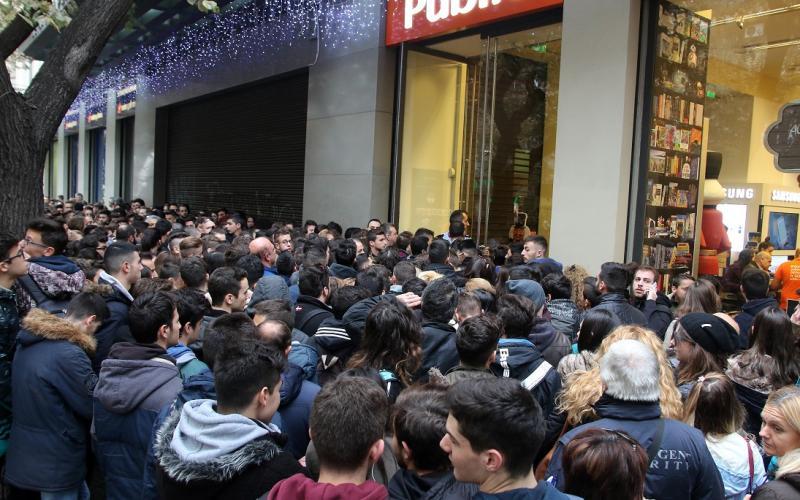 Η Black Friday «σαρώνει» τη Θεσσαλονίκη – Ποια καταστήματα συμμετέχουν! d672ceff059