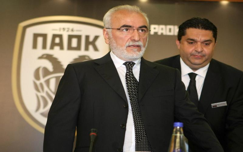 Ιβάν Σαββίδης: Εκρηκτική κατάσταση, στόχος η διάλυση του ΠΑΟΚ! | Typosthes