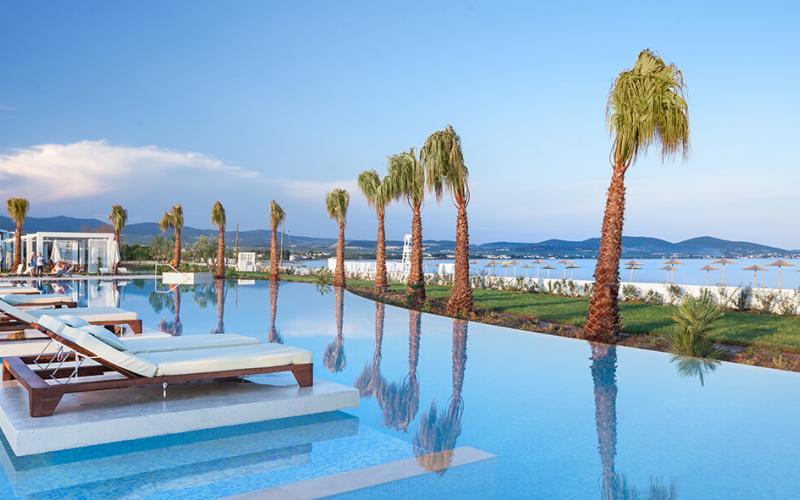 Άνοιξε πύλες το νέο 5άστερο ξενοδοχείο - «παλάτι» στη Χαλκιδική ...