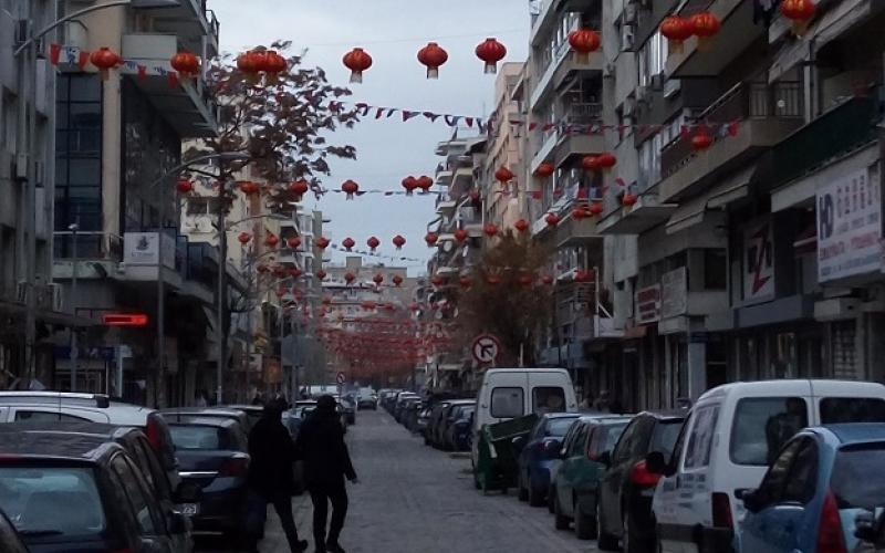 3cc82dc88ee Θεσσαλονίκη: Με… 6 ψησταριές θα γιορτάσει αύριο η Chinatown! | Typosthes