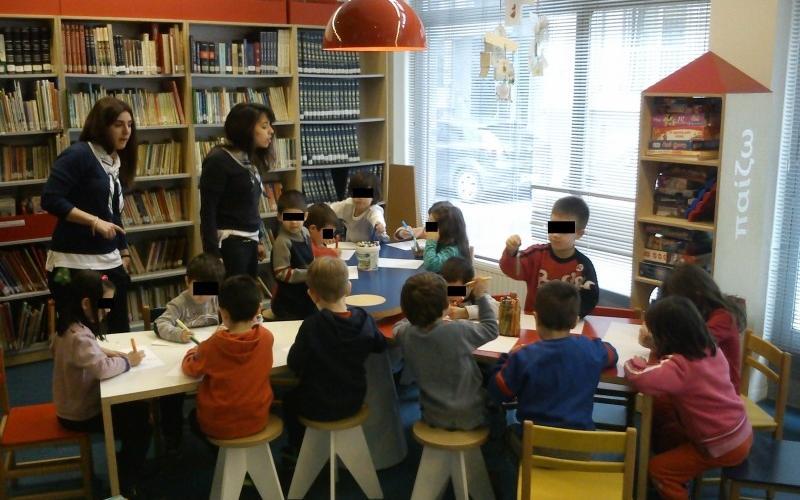bb5e41678b Δωρεάν Εργαστήρι Ζωγραφικής για παιδιά στο δήμο Θεσσαλονίκης