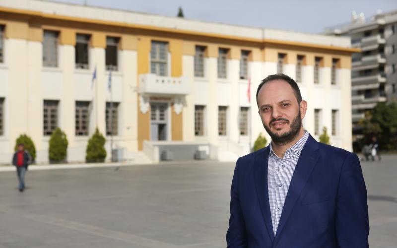 Δαρδαμανέλης: Τι θα γίνει με την οπισθοδρόμηση  στον Δήμο Καλαμαριάς;