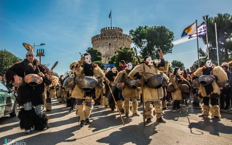 Θεσσαλονίκη: Κλειστοί δρόμοι σήμερα στο κέντρο – Έρχονται Κωδωνοφόροι!