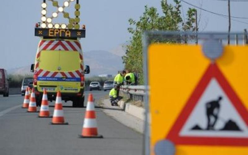 Αποτέλεσμα εικόνας για Εργασίες συντήρησης στην Εθνική Οδό 2 Θεσσαλονίκης-Καβάλας από την Περιφέρεια Κεντρικής Μακεδονίας
