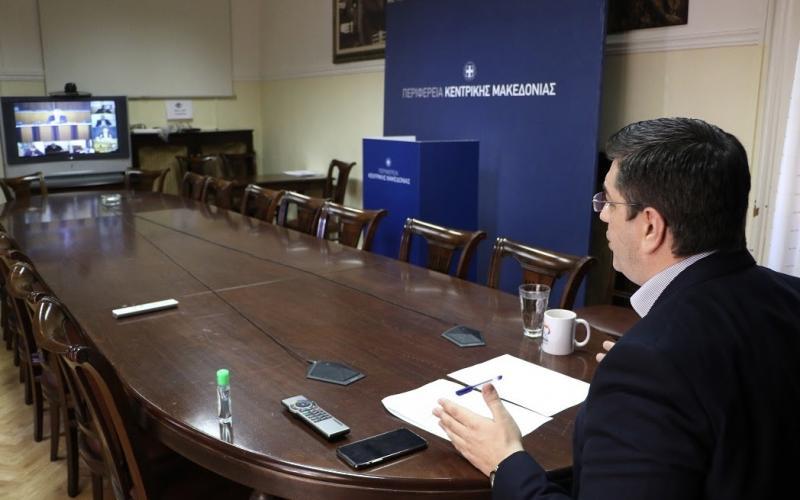 Αποτέλεσμα εικόνας για Έκτακτη σύσκεψη των 13 Περιφερειαρχών της χώρας μέσω τηλεδιάσκεψης συγκάλεσε ο Πρόεδρος της Ένωσης Περιφερειών Ελλάδας Απόστολος Τζιτζικώστας