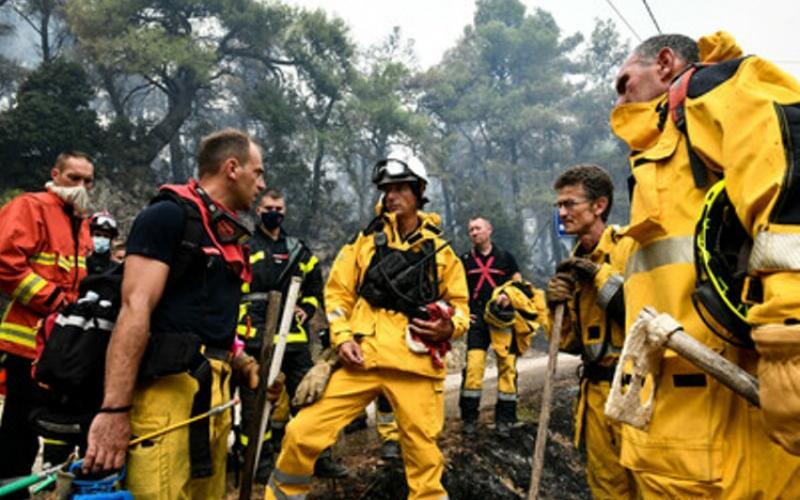 Δωρεάν διαμονή στους Ρουμάνους πυροσβέστες προσφέρει η Θάσος | Typosthes