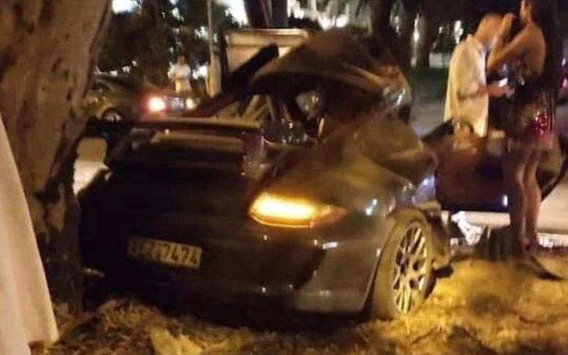 Mad Clip: Βρέθηκαν ο σταυρός και το κινητό του στα συντρίμμια του αυτοκινήτου