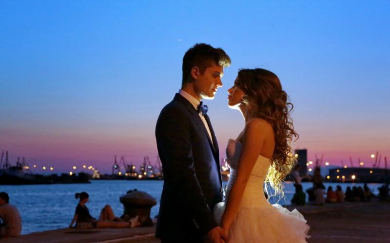 f1500ff512be Φωτογραφία γάμου στη Θεσσαλονίκη - Κατάλληλα μέρη!