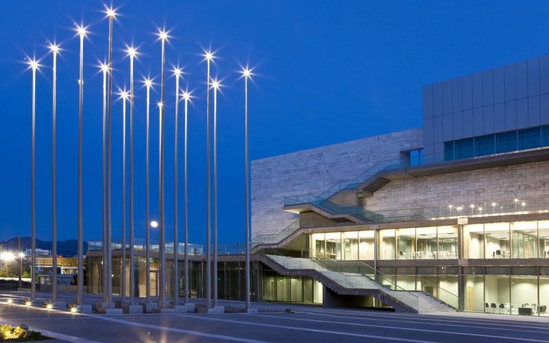 cbf8750aa3be Θεσσαλονίκη  Νέοι αρχιτέκτονες θα αλλάξουν την πλατεία του Μεγάρου  Μουσικής!