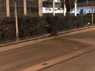 Βόμβα στον τηλεοπτικό σταθμό ΣΚΑΪ - Η στιγμή της έκρηξης (ΦΩΤΟ+VIDEO)